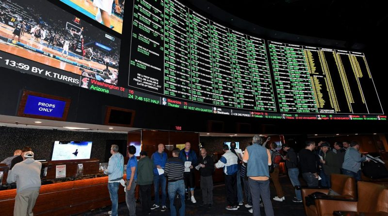 Everything you need to know about sports betting and bookmakers