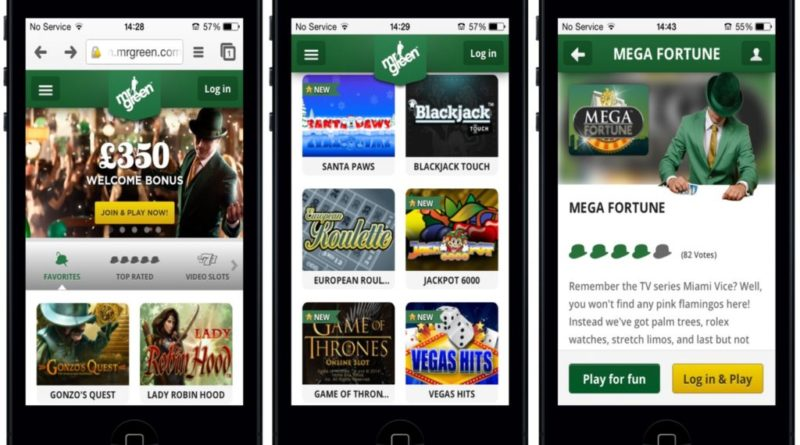The Best Mobile Casino Apps Review Slot Sites Uk