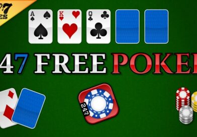 You can also play free poker without investing any money